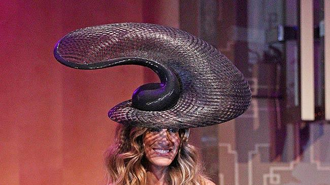 Sarah Jessica Parker Ladies Luncheon At Crown Palladium