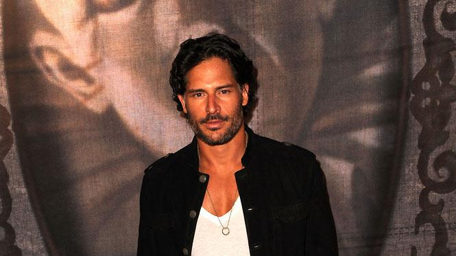 "Joe Manganiello arrives at Spike TV's ""Scream 2011"" at Universal Studios on October 15, 2011 in Universal City, California."