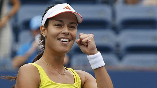 Ivanovic eases into Tokyo second round