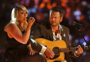 Miranda Lambert, Blake Shelton | Photo Credits: Trae Patton/NBC