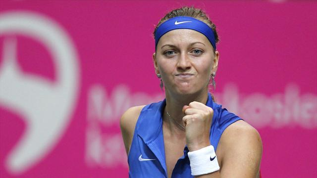 Fed Cup - Czechs take control against Australia