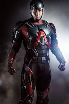 Arrow Atom Suit