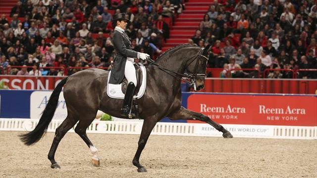 Equestrianism - Vilhelmsson-Silfven victory highlights longevity