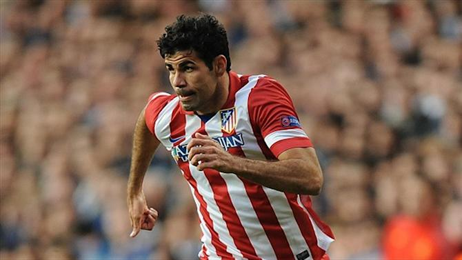 Premier League - Chelsea clinch deal for Diego Costa