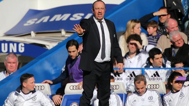FA Cup - Benitez and Terry dismiss 'rubbish' rift reports