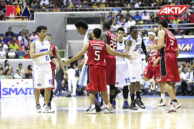 Ginebra vs San Mig Coffee, Manila Clasico is Upon Us