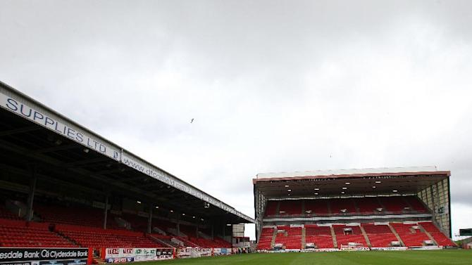 Aberdeen are looking to move away from Pittodrie