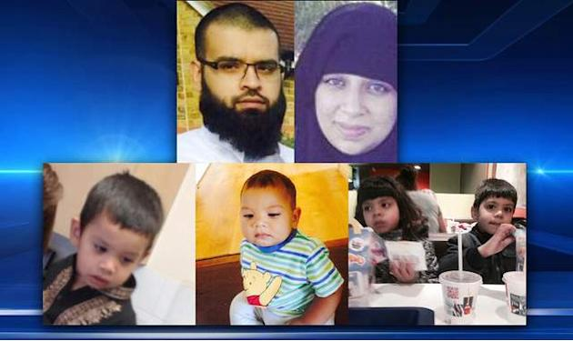 Police Appeal To Family Thought To Be Travelling To Syria