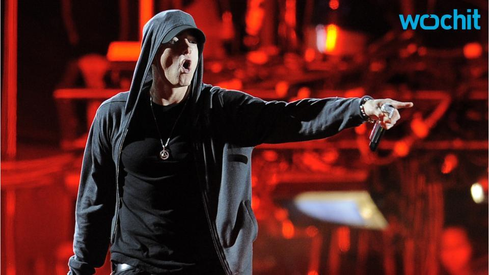 "Eminem Is a Bada** in ""Phenomenal"" Music Video for Southpaw Film"