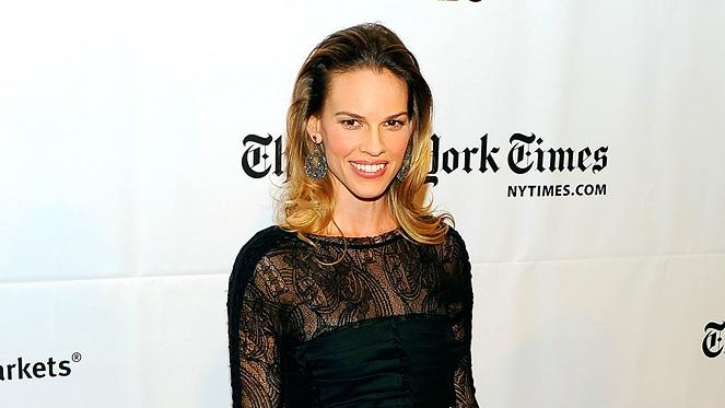 20th Annual Gotham Independent Film Awards 2010 Hilary Swank