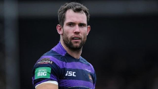 Rugby League - Richards to leave Wigan