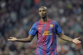 Abidal makes Barcelona comeback in reserve match