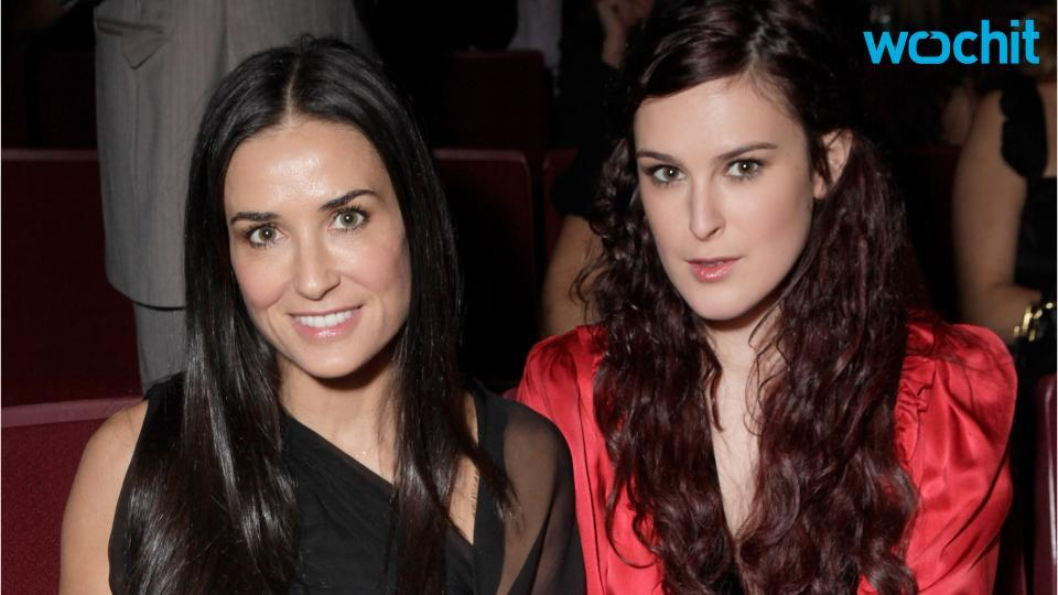 Rumer Willis Proves Demi Moore Doesn't Age in Latest Instagram Pic