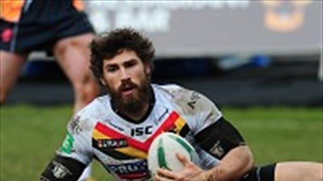 Rugby League - Bulls claim City Reds scalp