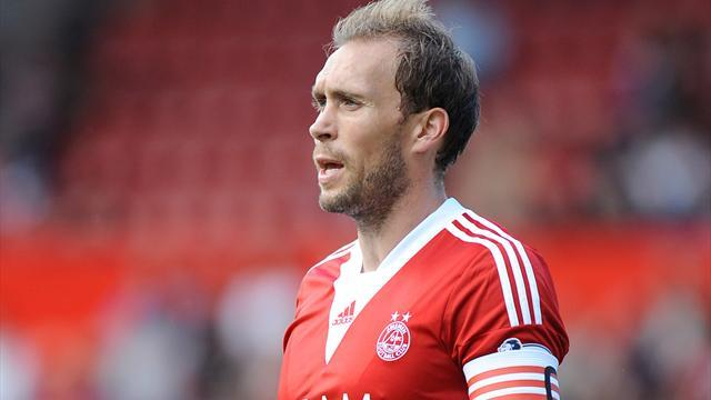 Scottish Premiership - Anderson snatches draw for Aberdeen at Motherwell