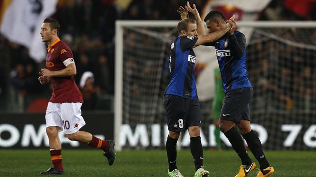 Serie A - Guarin wants a focused Inter