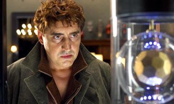 Alfred Molina as Otto Octavius in Columbia Pictures' Spider-Man 2