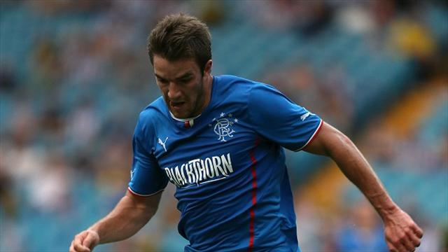 Scottish Football - Rangers ease past Stranraer