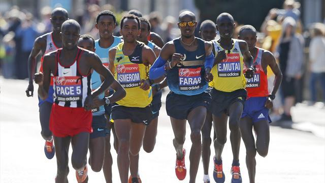 Athletics - Farah aiming to become Britain's new marathon man