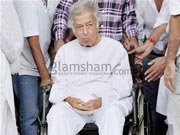 Veteran actor Shashi Kapoor turns 75