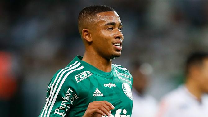 REVEALED: The shirt number Gabriel Jesus wants at Manchester City