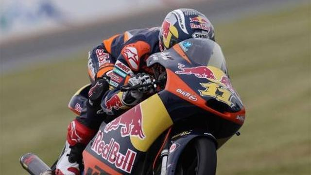 Cortese on Misano Moto3 pole