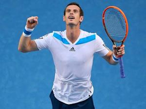Australian Open - Murray shakes off rust with dominant win