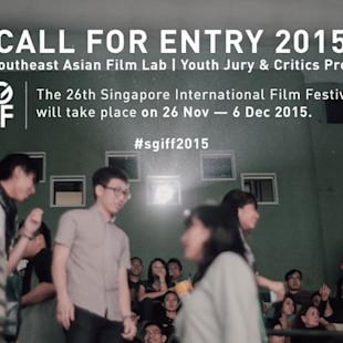 Singapore International Film Festival Calls for Film Submissions!