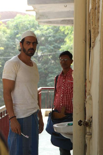 Arjun Rampal's dramatic transformation