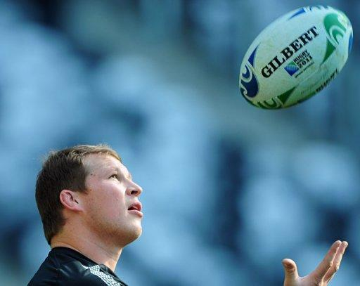 England hooker Dylan Hartley