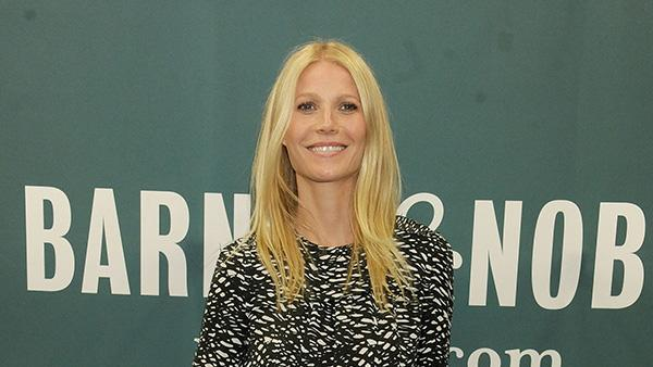 Gwyneth Paltrow Signs Copies Of Her New Cookbook