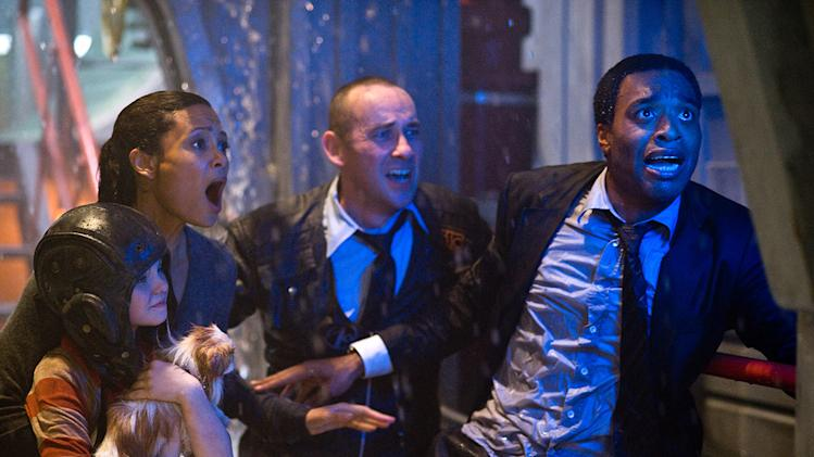2012 Production Photos Columbia Pictures 2009 Lily Morgan Thandie Newton Chiwetel Ejiofor