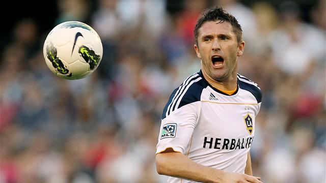 World Football - Keane signs new deal with LA Galaxy