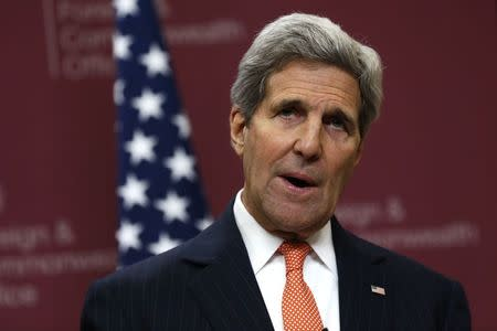 Moscow, Washington discuss possible Kerry visit to Russia: sources