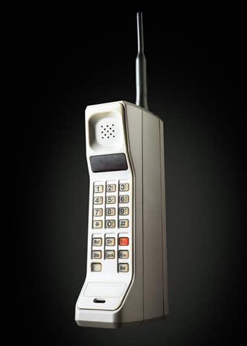 1983: DynaTAC 8000X