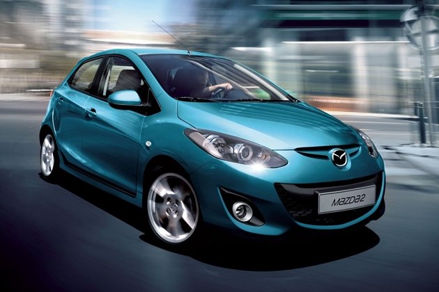 Mazda 2: Still a great car. New one coming soon.