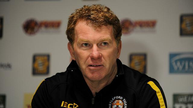 Rugby League - Millward: Tigers taking it hard