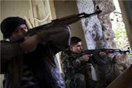 'Many killed' in Syria fuel station airstrike