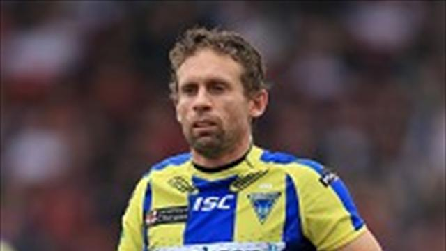 Rugby League - Warrington survive late scare