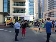Residents say they remain confused and anxious 24 hours after a massive fire ripped through a residential building in Dubai's Jumeirah Lake Towers (JLT), displacing hundreds.