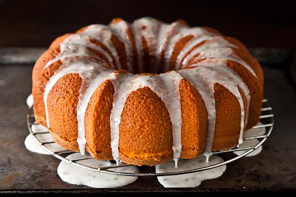 Texas Ruby Red Grapefruit Cake