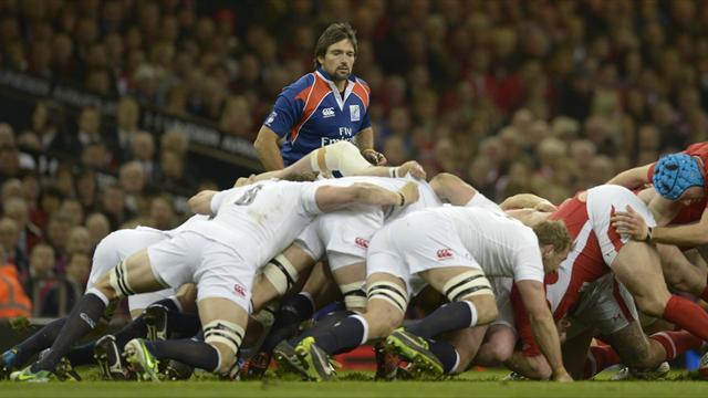Six Nations - England to complain about refereeing of Wales clash