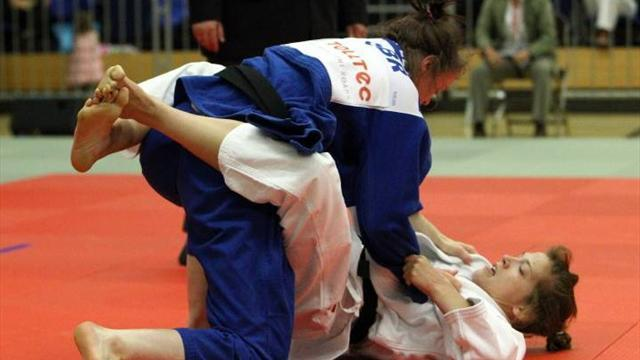 Judo - Fletcher out to impress at European Judo Championships