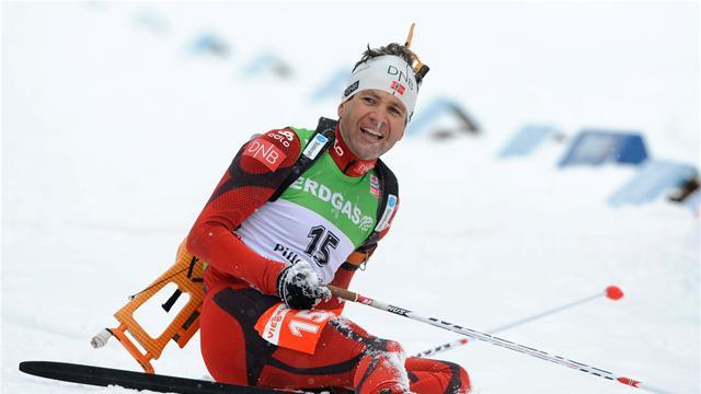 Biathlon - Bjoerndalen to miss Anterselva