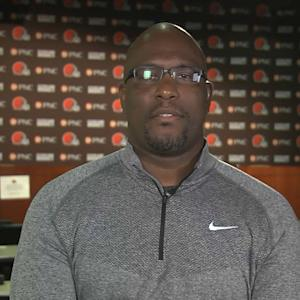 Cleveland Browns GM Ray Farmer: Browns focused on improving in trenches
