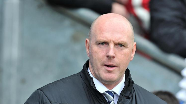 Steve Kean wants to focus on preparing for Blackburn's game against Ipswich