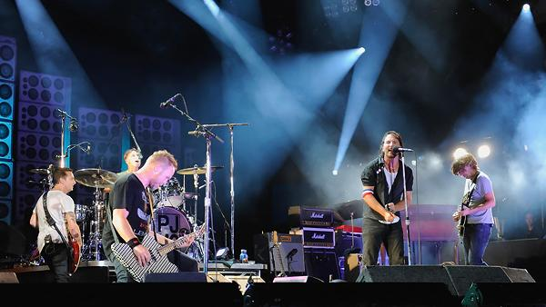 Pearl Jam Rock Montana in Support of U.S. Senator