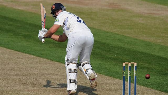 Cricket - Essex make solid start