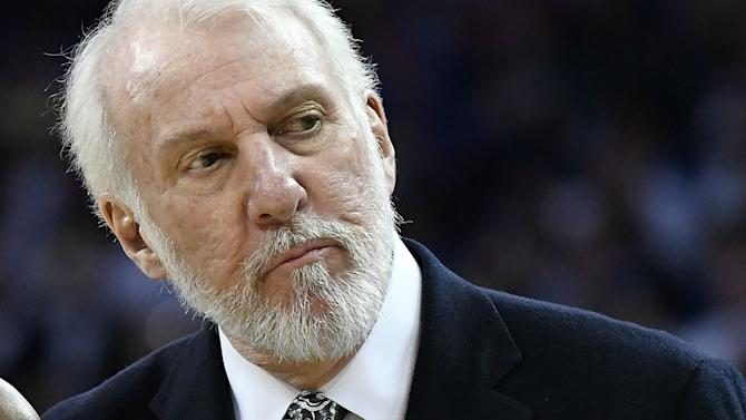 Gregg Popovich: Success in lIfe isn't measured in NBA titles