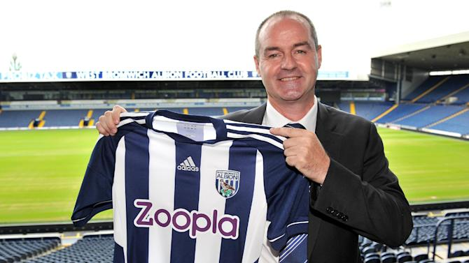 New West Brom boss Steve Clarke is keen to add a midfielder to his squad